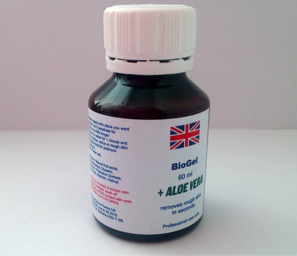 Биогель для педикюра отзывы фото