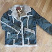 Куртка джинсовая новая,польская Wild Rider. Очень теплая.