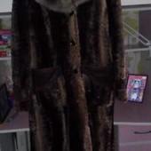 Искусственная шуба (пальто)