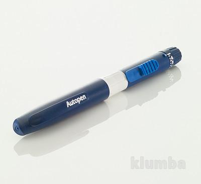 заказать шприц-ручку автопен классик owen mumford, великобритания