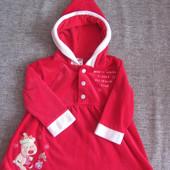 Новорічне плаття для маленької крихітки .