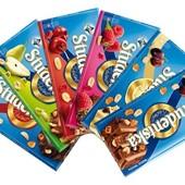 Чешский шоколад studentska в лоте 1шт 180гр 5 видов