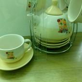 Сервиз чайно-кофейный 10 предметов