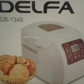 Хлебопечка Delfa-1348