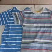 Две футболочки Mothercare на 2-2.5 года