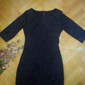 Платье цвет темный шоколад 44-46