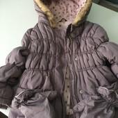 Куртка еврозима George 2-3 года