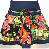 Классная новая юбочка размер 98-104 см. УП 15 грн