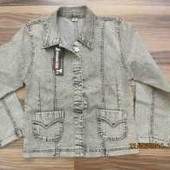 Куртка джинсовая. Новая