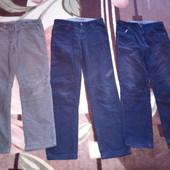 3 пары брюк одним лотом 152 (2) и 164