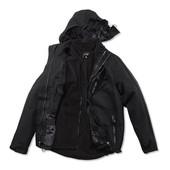 Ветрозащитная , непроницаемая куртка 3 в 1  от ТСМ Чибо (германия) xxl