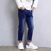 Детские джинсы узкачи