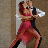 Урок аргентинского танго  Киев