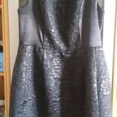 Шикарна сукня на 46-48 розмір! Наш 14 євро!! Дуже стильно сидить!!