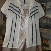 рубашки, блузки, кофточки, ангор свитер на 44-46, одна на выбор