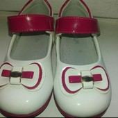 """Красивые туфельки """"Том.М"""" для девочки. 15 см по стельке."""