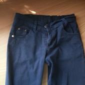 Котонові брюки для хлопчика 122-128 см,
