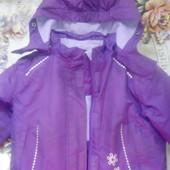 Супер термо-куртка Лупилу. Розмер  86/92.