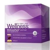 """Шведский витаминный комплекс Wellness Pack"""" для женщин !!1уп!"""