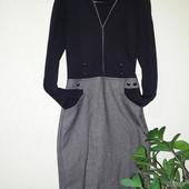 Стильне тепле плаття Life Time, 38 розмір, 5+