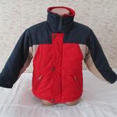 Куртка теплая для дома. Рост 92см.
