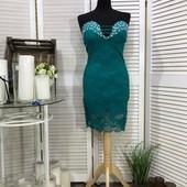 3 цвета.йКороткое платье к праздникам.гипюр+кружево