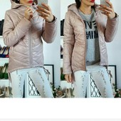 Модная куртка-парка ассиметричная! Замеры на последнем фото