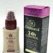 Тональный крем Dermacol 24H Control. Тон на выбор