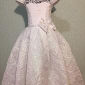 детское платье, новогоднее платье, нарядное платье