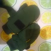 Теплющие рукавички Klimatherm для малыша 1.5-2.5 года