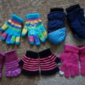 Одни перчатки на выбор!!!