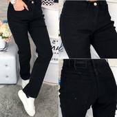 Плотные джинсы американки 27-33р Полномерные! Шикарного качества! Ботал+норма