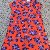 Летнее платье Papaya р 16 наш 50/52