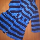 Тёплый детский махровый халат на выбор