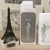 Стильна Givenchy Play in the City for Her 75мл Франція