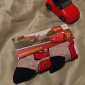 Детские носки Disney, размер 19-22, 2 пары, новые