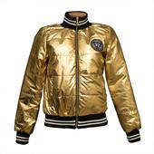 Шикарная курточка бомпер р. М, замеры в лоте, демисезон