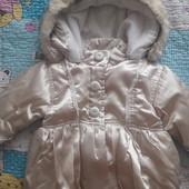 Зимняя куртка и жилетка Войчик Wojcik 86-92 размер
