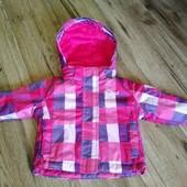 Куртка weatherproof в чудовому стані на 18 міс
