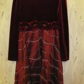 Нарядное платье, рост 140