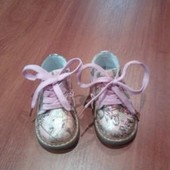 Демисезонные ботиночки, 22 размер