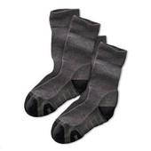 Лот 2 пары! Качественные термо носки с утепленной подошвой , унисекс от TcmTchibo,  раз. 35-38++