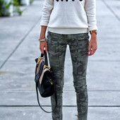 Женские красивые джинсы скинни. Хлопок. шикарное качество! р-р на выбор.