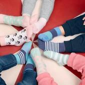 Детские носки из органического хлопка 23-26р как на 2фото Tcm Tchibo(Германия)