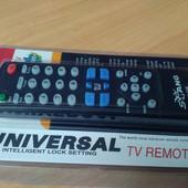 Универсальный ТВ пульт к телевизору