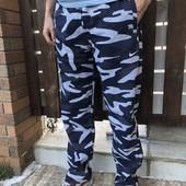 Мужские спортивные штаны, 46 или 48 на выбор
