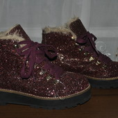Суперовые легкие ботиночки бренда Buffalo р 40 ст 25.5 см изнутри,читаем описание