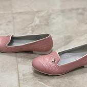 Стильные туфли балетки для Вашей принцессы.Отличное качество!Tom.m 32,33,34,35,36, рр.Реал.замеры.