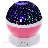 Ночник-проектор звёздного неба Star Master по верьте в живую нереально крутой.