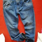 Брендовые мужские джинсы Zara 44 в прекрасном состоянии
